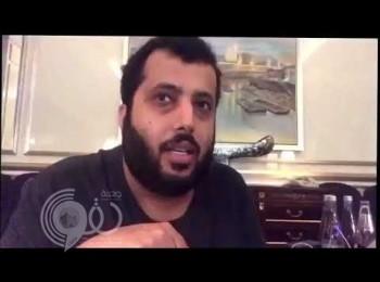 """بالفيديو.. """"آل الشيخ"""" يشن هجومًا على الشوالي والخلصي وعلاء صادق : هؤلاء كلاب تنبح ومصيرهم الجزمة من كل سعودي"""
