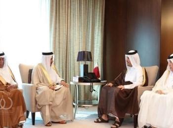 السعودية توجه دعوة رسمية لأمير قطر لحضور قمم مكة