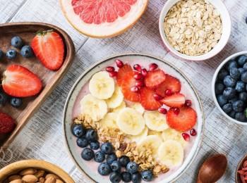 10 أغذية تمد الجسم بالطاقة خلال دقائق