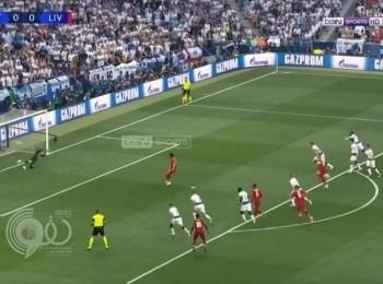 بالفيديو : ليفربول يحقق دوري أبطال أوروبا للمرة السادسة في تاريخه