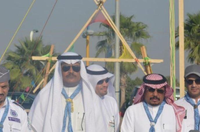 شاهد بالصور إفتتاح معسكر التميز الكشفي للأشبال بصبيا المُقام بحديقة الأمير محمد بن ناصر في مركز الحقو