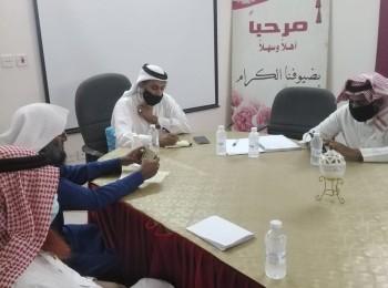 جمعية تحفيظ القرآن بصامطة تستعرض قرار تجديد عضوية مجلسها
