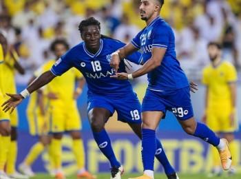 الهلال يهزم النصر ويتأهل لنهائي دوري أبطال آسيا