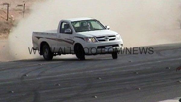 شرطة الحقو تحيل المفحطين لمرور بيش