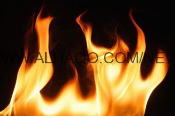 مخمور يُشعل النار بمنزل والدته ويحاول الاعتداء عليها بالطائف