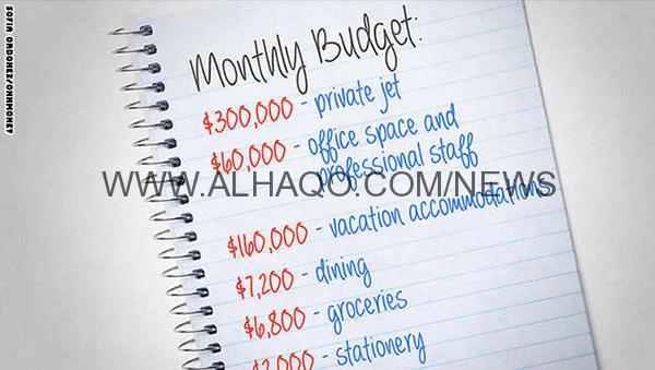 زوجة ملياردير أمريكي تطالب بـ مليون دولار كنفقة شهرية