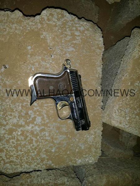 شرطة جازان تطيح بمُطلق النار على راقٍ شرعي بضمد
