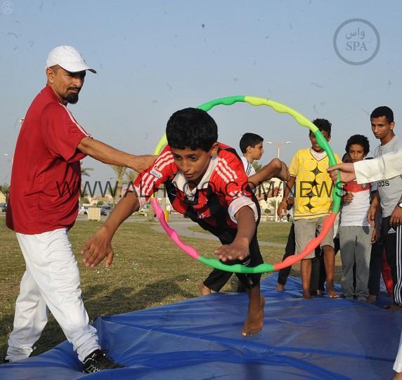 برنامج الرياضة للجميع .. يستهدف الأطفال والشباب وكبار السنّ في جازان