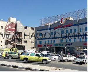 مصرع عامل إثر سقوط مصعد بمركز طبي بخميس مشيط