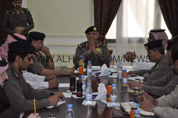 شرطة منطقة جازان تعتمد خطتها الأمنية لمنتدى جازان الاقتصادي
