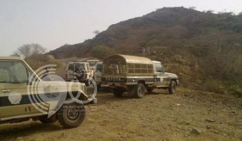 جازان … إحباط تهريب 116 ألف قطعة ذخيرة و 8 قنابل من اليمن