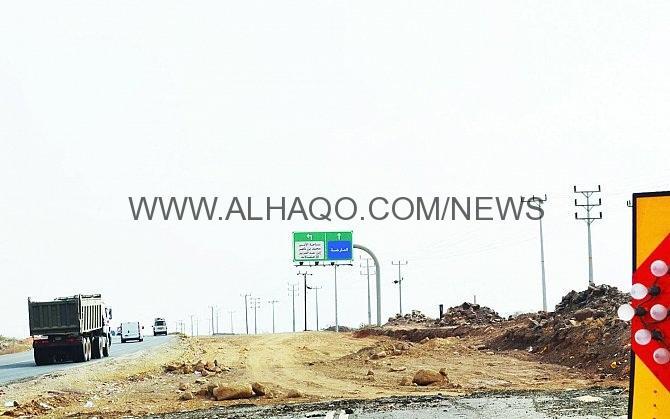 أهالي العارضة يناشدون إنهاء طريق أبوعريش المتعثر
