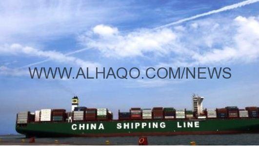 صور: ميناء جدة الإسلامي يستقبل أكبر ناقلة حاويات في العالم