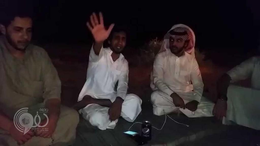 فيديو: وزير الداخلية يكرّم منشدي يا عاصب الراس ويلك السعودية بنص مليون ريال