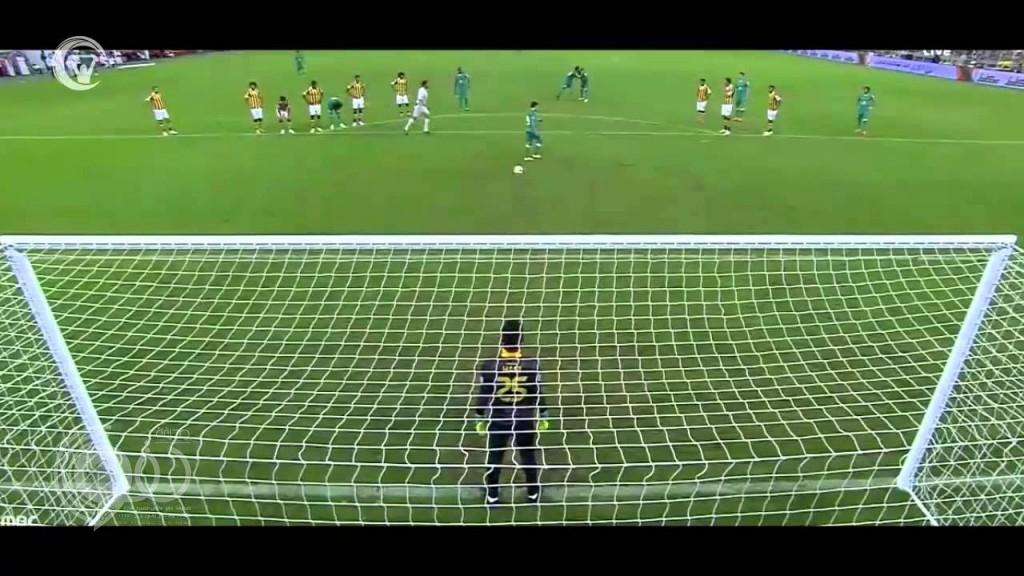 فيديو: أهداف لاعب الهلال الجديد يونس عليوي