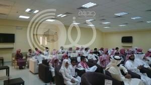 مكتب التعليم ببيش يشارك في حملة المحافظة على البيئة