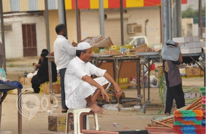 «الخـوبة» تنشط بحركة التجارة في جـازان