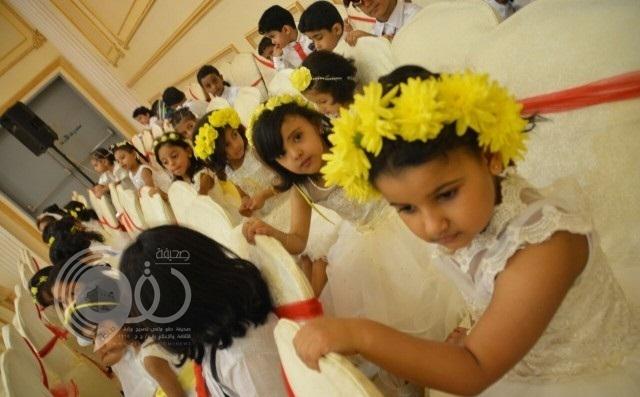 مركز تنمية الطفل بمحافظة أبو عريش يحتفل بنهاية العام الدراسي