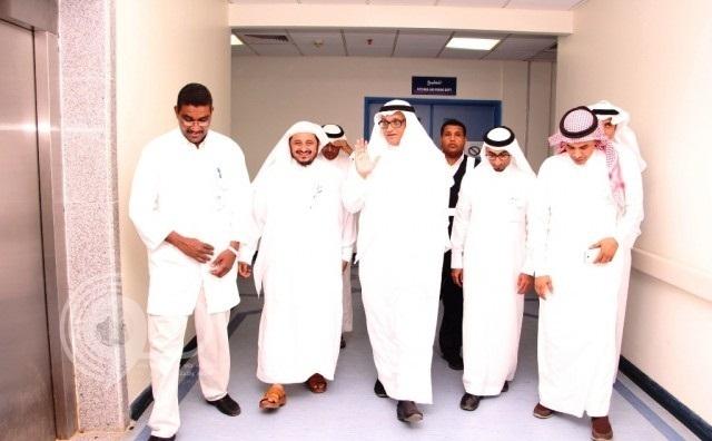 مدير عام الشئون الصحية بجازان :تشغيل اقسام مستشفى الريث خلال شهرين