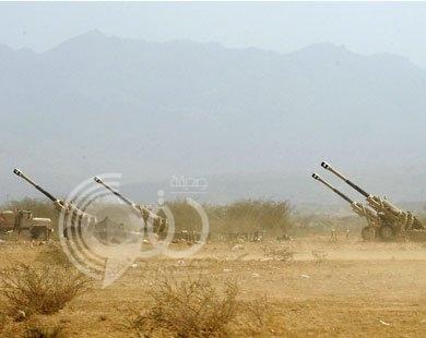 """سقوط مقذوف عسكري من اليمن على """"دغارير صامطة"""""""