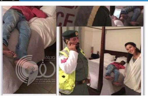 شرطة دبي تكشف حقيقة «سيلفي مع الحرامي»