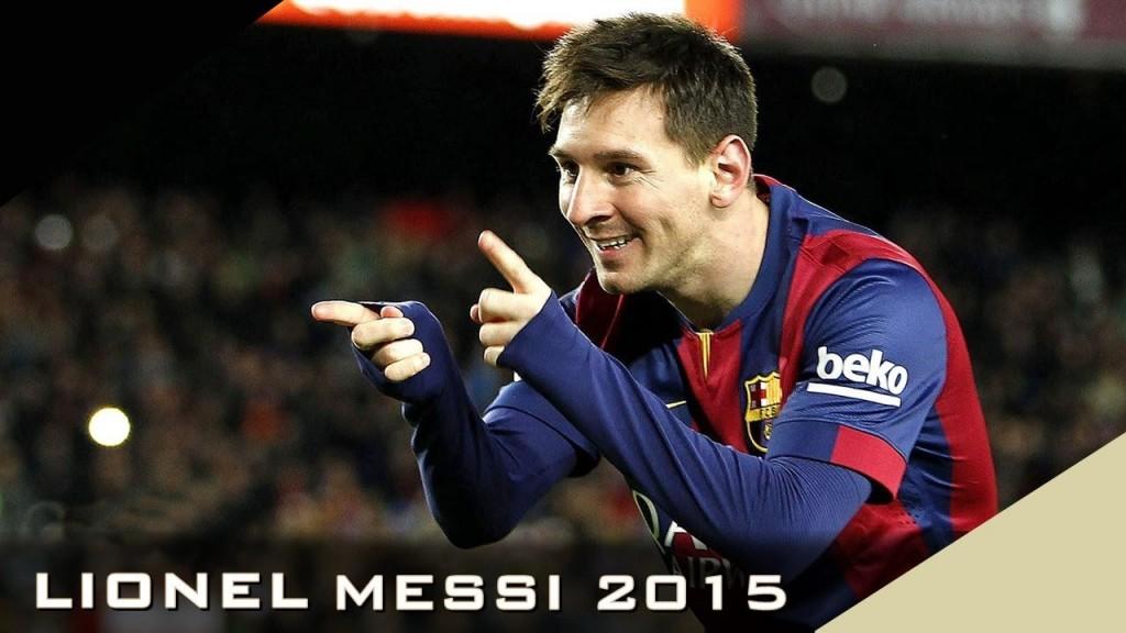 فيديو: جميع أهداف ميسى مع برشلونة في الدوري الإسباني بالتعليق العربي