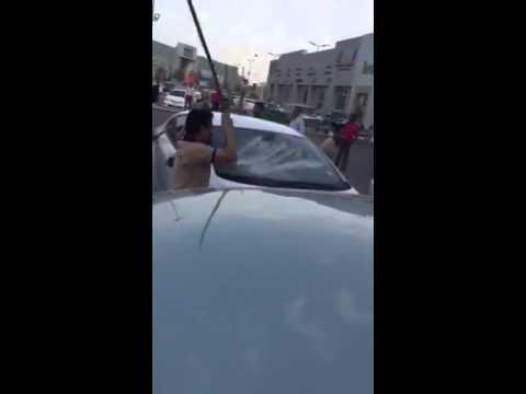 ولي العهد يوجه بعدم التهاون مع وافدين اعتدوا على مواطنين بالدمام (فيديو)