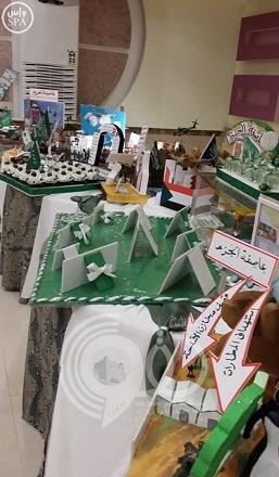 ملتقى وطني بمكتب التعليم في أحد المسارحة والحُرّث بجازان