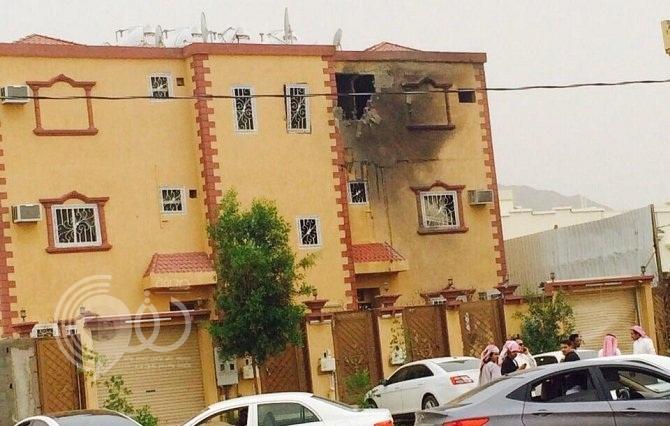 سقوط عدة قذائف على مواقع مدنية وحكومية في نجران
