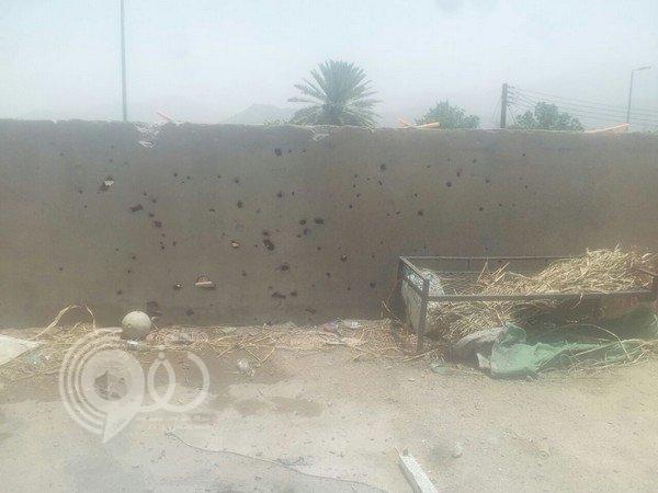جازان: وفاة مواطن وإصابة أربعة آخرين إثر سقوط مقذوفات