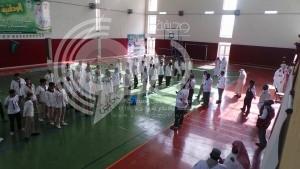 اختتام مسابقة رسل السلام للتميز الكشفي بتعليم صبيا