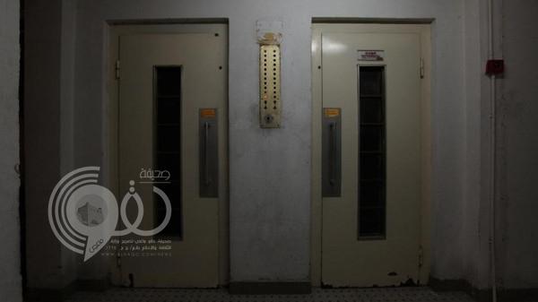 اليابان تدرس تجهيز المصاعد بالمراحيض تحسبا لأي عطل