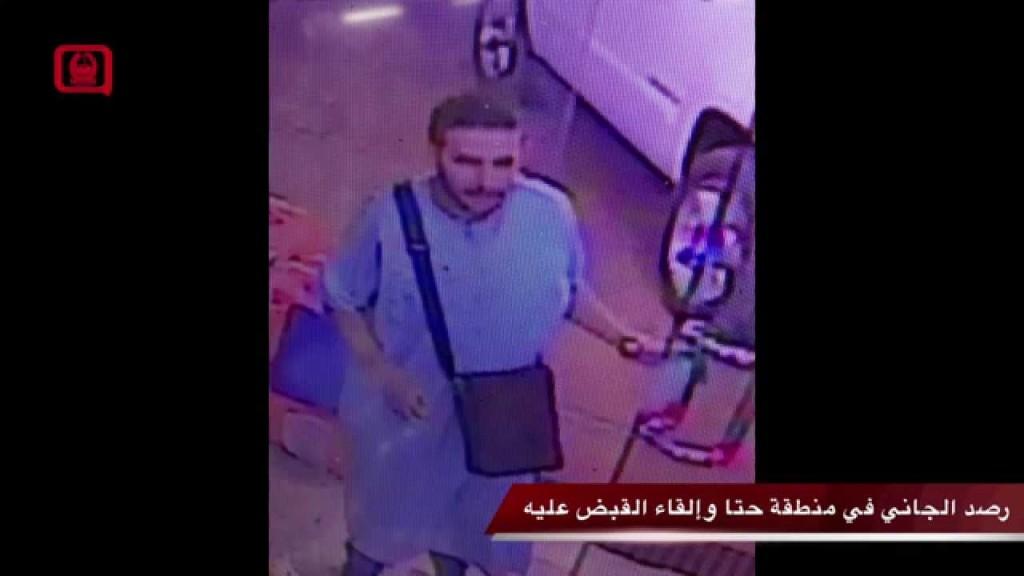 فيديو يوثق لحظةً بلحظة تفاصيل جريمة قتل وسرقة مليون درهم بدبي