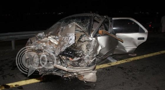 مصرع مقيم سوداني بحادث مروري وهو فى طريقه لتقديم العزاء في خاله