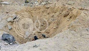 """""""صامطة"""" : استشهاد مواطن جراء سقوط مقذوف عسكري بالقرب من جامع العطايا"""