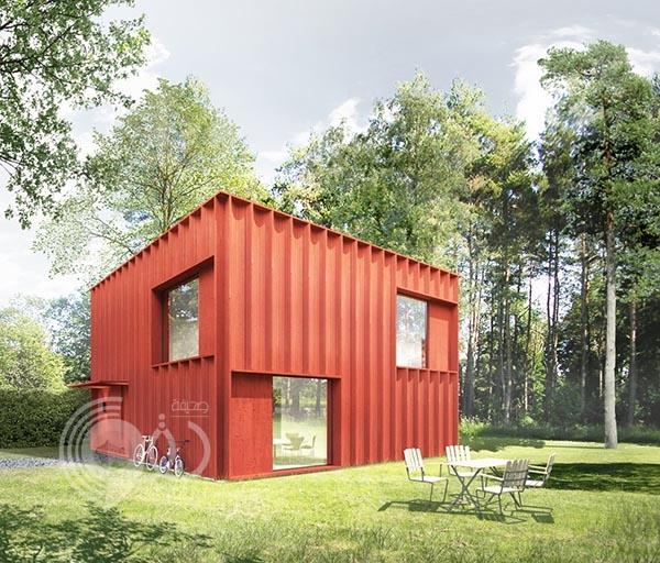 صور: منزل من تصميم 2 مليون شخص في السويد