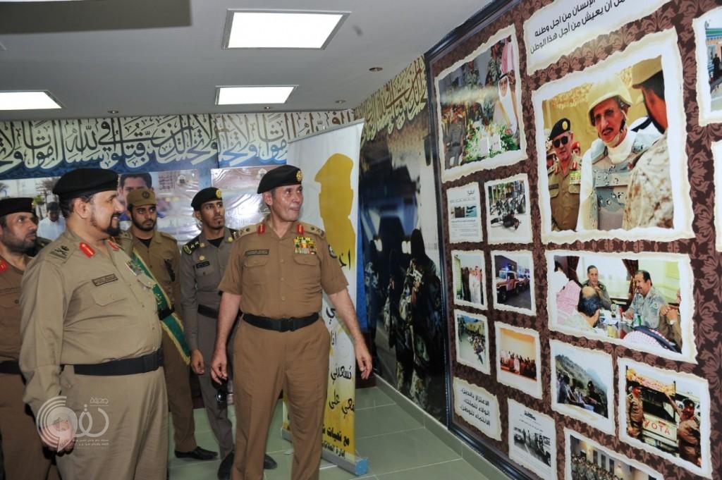 فريق عمل تصحيح أوضاع الأشقاء اليمنيين يتفقد مراكز التصحيح بجازان