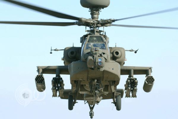 سقوط مروحية عسكرية مصرية ومصرع وإصابة 6 من طاقمها
