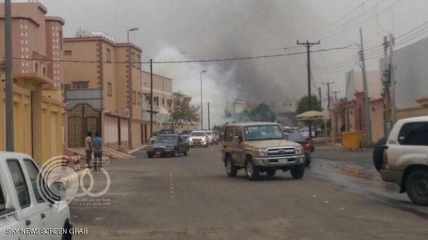 استشهاد مواطن إثر سقوط مقذوف عسكري على منزله في نجران