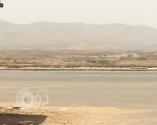 """إصابة مواطن إثر سقوط مقذوفات حوثية على """"حرث جازان"""""""