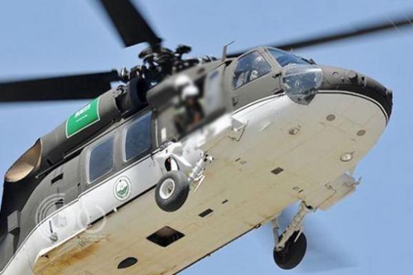 سقوط طائرة للقوات الجوية ووفاة الطيار بندر الفيفي