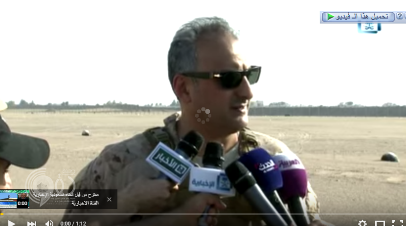 بالفيديو:الامير اللواء فهد بن تركي بن عبدالعزيز نائب القوات البرية من مأرب: الأمور ستُحسم قريباً