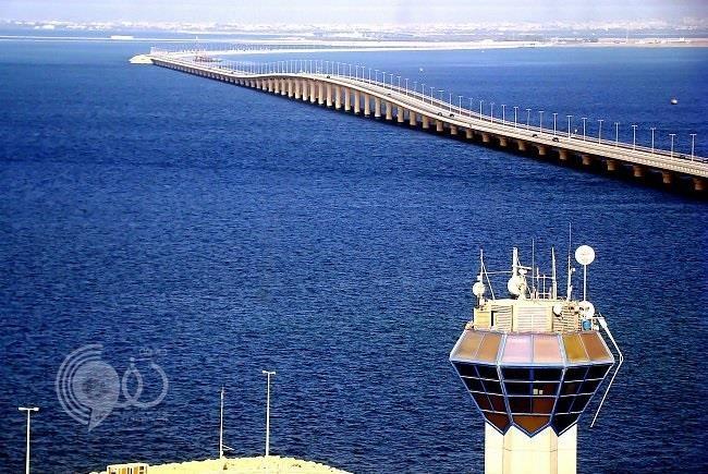 انتشال جثة منتحر قفز من فوق جسر الملك فهد وترك رسالة داخل سيارته