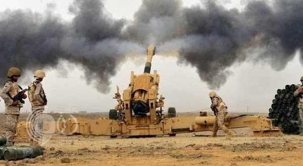 إثر محاولتهم التسلل للحدود..المدفعيّة السعودية تقتل 50 حوثيًا في الحرث