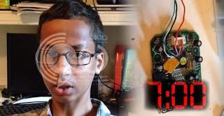 """مؤسس فيسبوك """"مارك"""" يتضامن مع الطالب أحمد محمد و يدعوه لزيارة فيسبوك"""