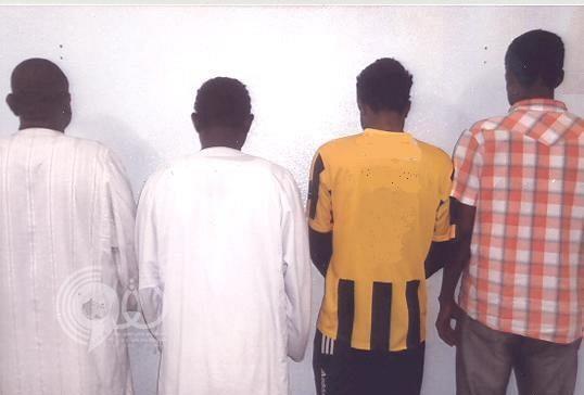 """""""شرطة الرياض"""" تضبط عدداً من المشتبه بهم بسرقة مواطنين ومقيمين أمام البنوك"""