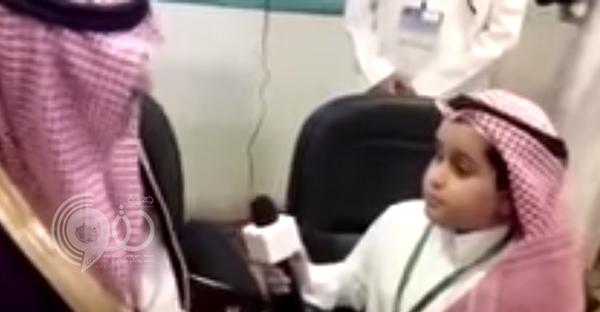فيديو: محاورة طفل لوزير التعليم تثير الإعجاب