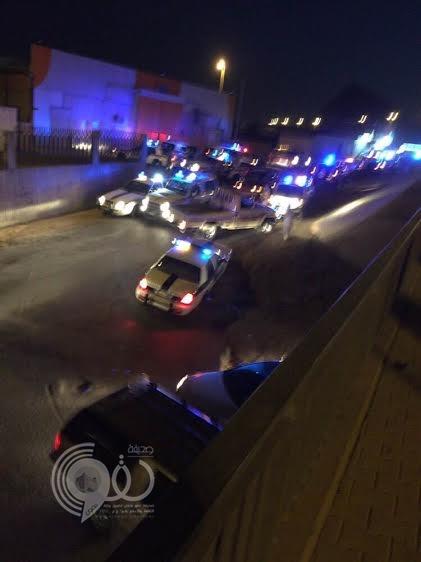 """تفجير انتحاري يستهدف المصلين بمسجد المشهد في """"نجران"""""""