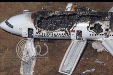 سقوط طائرة روسية على متنها 217 راكباً بشبه جزيرة سيناء