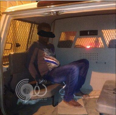 بالصور : شرطة الدرب تقبض على مروج حشيش بالدرب